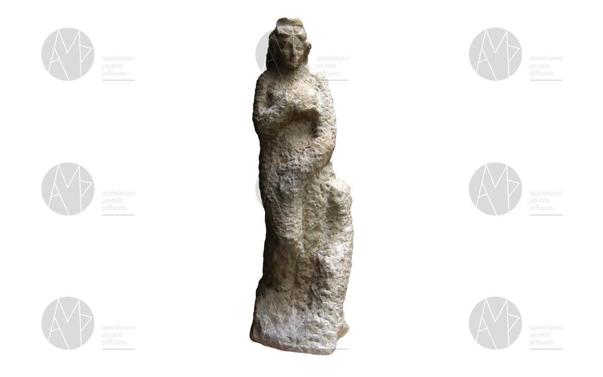 Μαρμάρινο ημίεργο άγαλμα Αφροδίτης, Λάππα, 1ος π.Χ.- 2ος αι. μ.Χ.