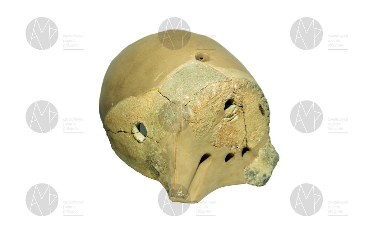 Βιοτεχνικό σκεύος, Χαμαλεύρι, περ. 2160-2000 π.Χ.
