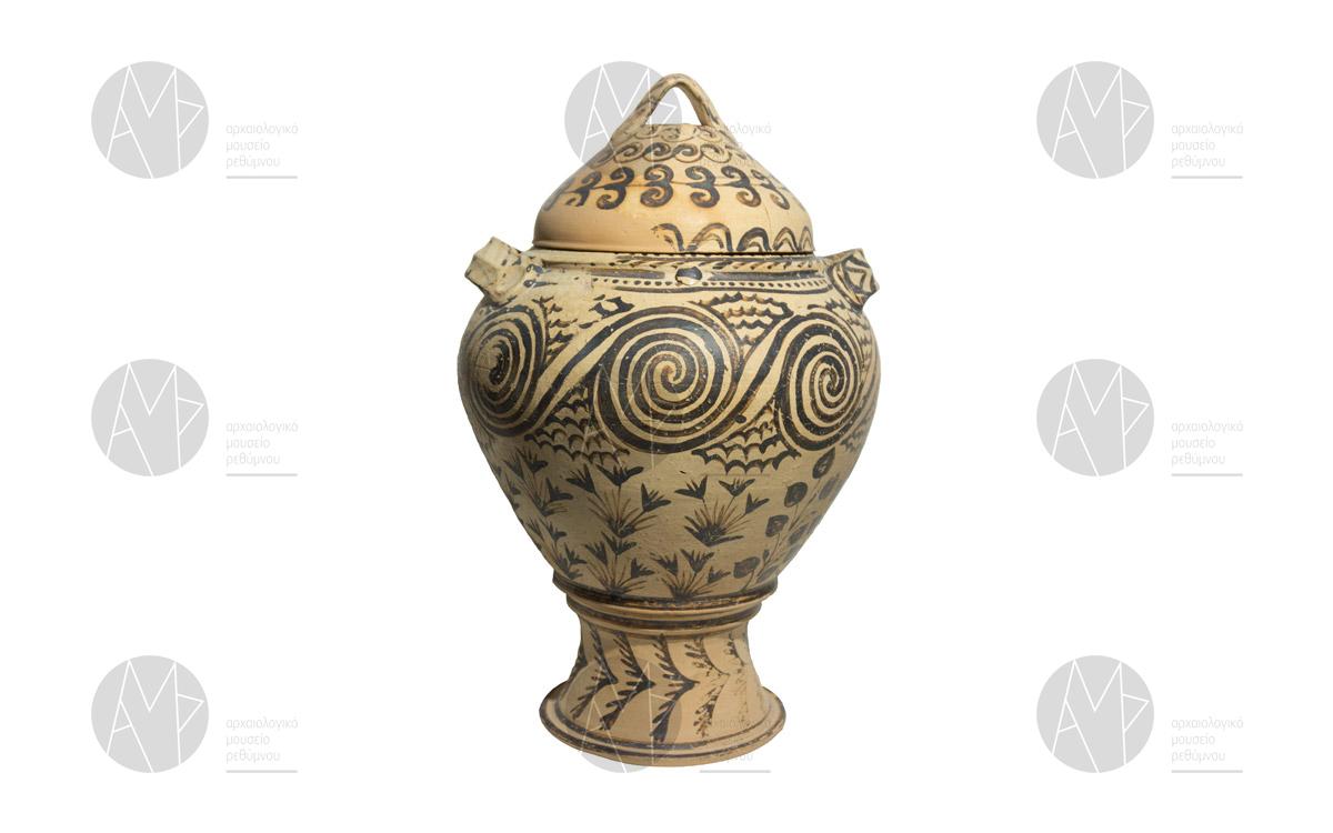 Ηθμοπυξίδα, Σταυρωμένος, περ. 1425-1390